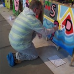 Graffiti workshop in Gendt 02