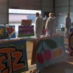 Graffiti workshop in Gendt 03