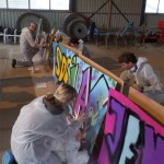 Graffiti workshop in Gendt 04